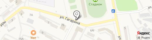 Русский хлеб на карте Дегтярска