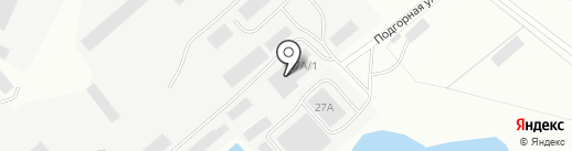 AirNet Miass на карте Миасса