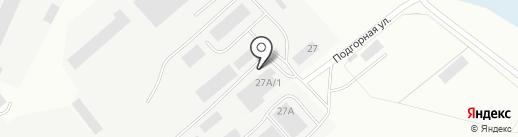 StepUral на карте Миасса