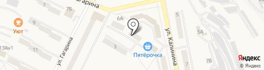 Физкультурно-оздоровительный комплекс на карте Дегтярска