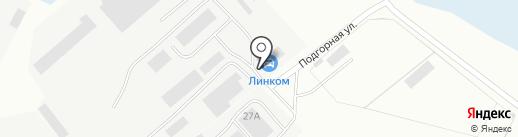 Автоцентр на карте Миасса