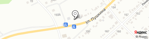 УралРесурсЗолото на карте Миасса
