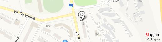 Центральная детская библиотека на карте Дегтярска
