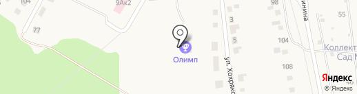 Физкультурно-оздоровительный комплекс, МКУ на карте Дегтярска