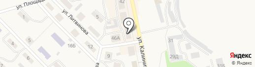 Дегтярская городская территориальная избирательная комиссия на карте Дегтярска