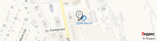 Банкомат, Уральский банк реконструкции и развития, ПАО на карте Дегтярска