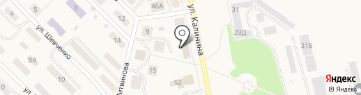 Администрация городского округа Дегтярск на карте Дегтярска