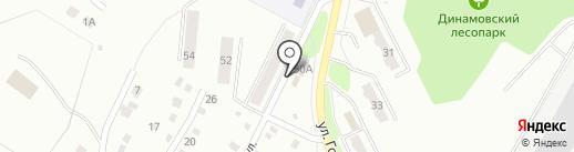 Хороший на карте Миасса