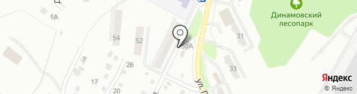 Durem на карте Миасса