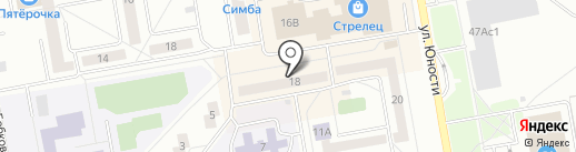 OrelWeb на карте Нижнего Тагила
