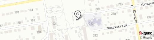 Регионстройсервис на карте Нижнего Тагила