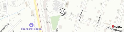 ЧИПТЮНИНГ на карте Нижнего Тагила