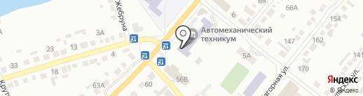 Централизованная Библиотечная Система, МКУ на карте Миасса
