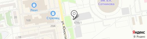 БитБук на карте Нижнего Тагила