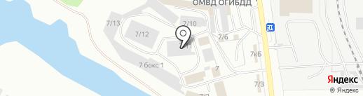 ФС-Энерго на карте Миасса