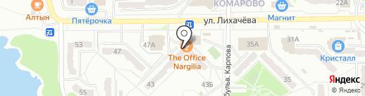 Бренд-Центр на карте Миасса