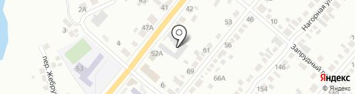 Станкотехснаб на карте Миасса