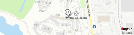 У РЭПа на карте Миасса