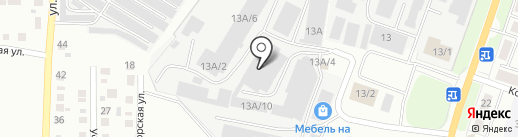 ПивТорг на карте Миасса