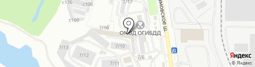 ПилоМир на карте Миасса