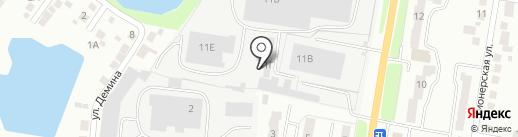 Миасс мет мебель на карте Миасса