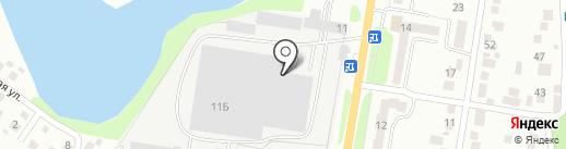 Фантом фурнитура на карте Миасса