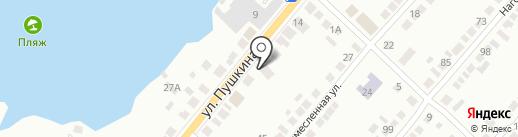 Детский сад №8 на карте Миасса