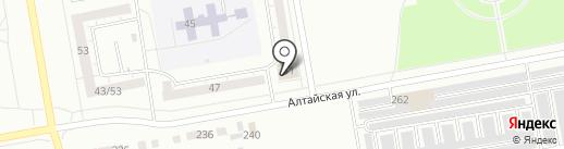 Управляющая компания Дзержинского района на карте Нижнего Тагила