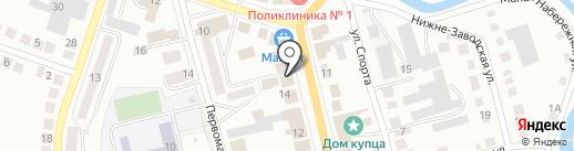 Окна Veka на карте Миасса