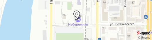 ДАЙМЭКС на карте Миасса