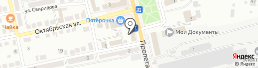 Магазин запчастей для автомобилей ГАЗ на карте Миасса