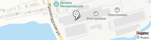 Faberlic на карте Миасса