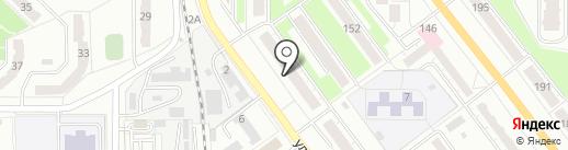Авто-Трейд на карте Миасса