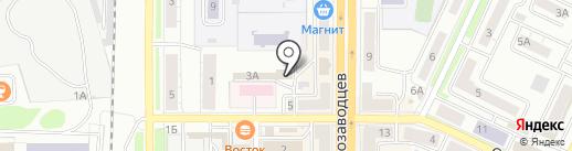 Православная лавка на карте Миасса