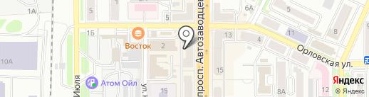OZON.ru на карте Миасса