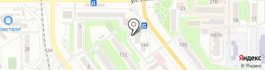 УралГеоЭксперт на карте Миасса