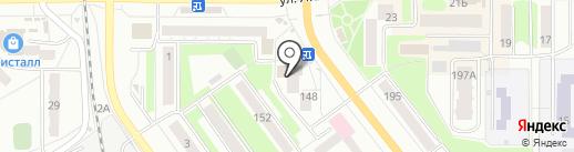 Монтажно-сервисная компания на карте Миасса