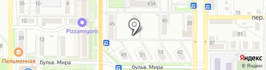 Брависсимо на карте Миасса