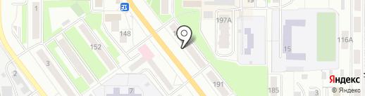 Лелик и Болик на карте Миасса