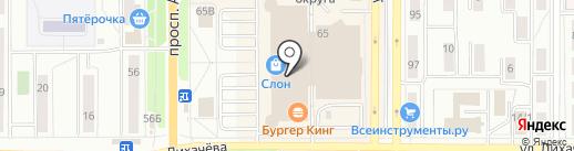 Мастерская по ремонту одежды на карте Миасса