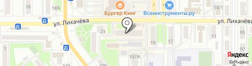 Управление Федеральной службы государственной регистрации, кадастра и картографии по Челябинской области на карте Миасса