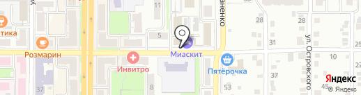 Стройсервис на карте Миасса