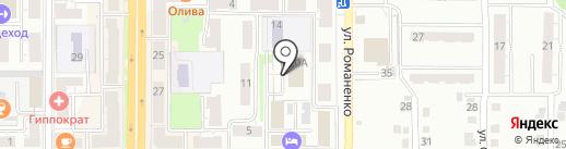 МиассРемСтройМонтаж на карте Миасса