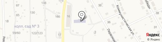 Детский сад №24 на карте Дегтярска