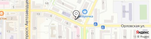 Ингосстрах-М на карте Миасса
