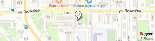 ПотолкофФ на карте Миасса