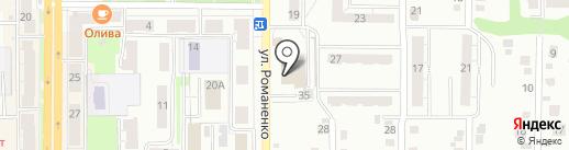 МВерсиЯ Миасс на карте Миасса