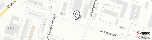 Транспортная фирма на карте Нижнего Тагила