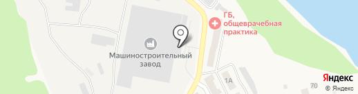 Дегтярский Машиностроительный Завод, ЗАО на карте Дегтярска