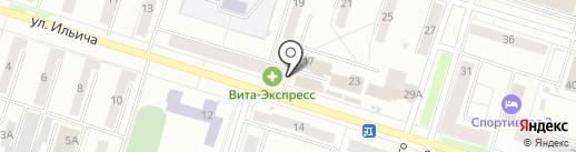 Антресоль на карте Нижнего Тагила